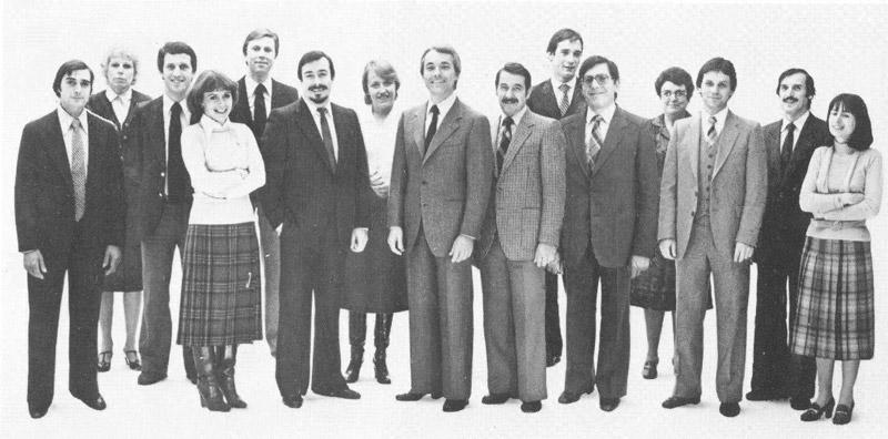 La société André Laurent (La Ricamarie) dans les années 60.