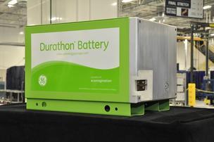 La batterie Durathon équipée de capteurs connectés