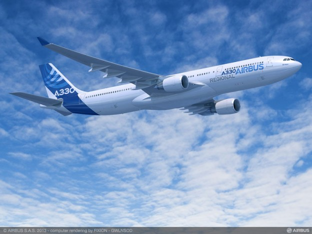Gamme Airbus - A330