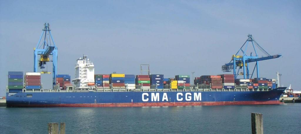Maritime - CMA CGM